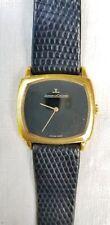 Elegant Vintage 18K Jaeger-LeCoultre Gentleman's Wrist Watch Handmade