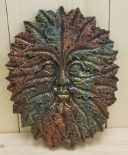 Leaf Man Wall Green Man Sculpture Museum Reproduction