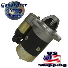 Diesel Engine Starter For Yanmar L100ee L48n L48ae L75 L75e L75ae Electric Motor