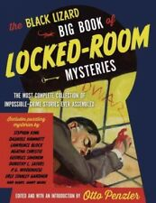 Black Lizard Big Book of Locked-room Mysteries, Paperback by Penzler, Otto (E.