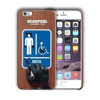 Super Hero Deadpool Iphone 4 4s 5 5s SE 6 6s 7 8 X XS Max XR 11 Pro Plus Case n1