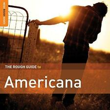 The Rough Guide To Americana (Second Edition) - Various (NEW CD)