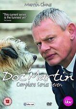 Doc Martin Series Season 7 Seven Seventh R2 DVD Viewed Once Fast DISPATCH