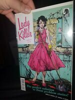Lady killer 1 signed dark horse comics!!!! First appearance of Josie Schuller...