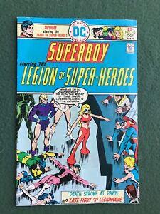 Superboy Legion of the Super-Heroes #212 DC Comics Bronze Age vg
