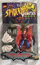 ToyBiz Marvel 1996 Spider-Man Vampire Wars Vampire Spider-Man Figure (MOC)