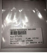 Agilent  HPLC 5063-6589 Piston seal, PTFE 2 pk