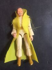 "3 3/4"" Buck Rogers Draco Action Figure in Cape-1979 Mego- Rare"
