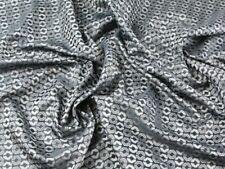 Jacquard Geometric Craft Fabrics