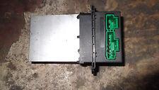 resistance de chauffage climatisation automatique renault scenic 2 ou mégane 2