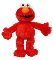 Sesamstraße Plüsch Kitzel mich Elmo mit Sound (45cm) tickle me Puppe Spielzeug