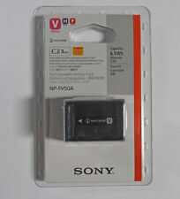 Brand New! Sony NP-FV50A V-Series Battery Pack for Handycam Camcorders (950mAh)