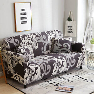 1/2/3/4 Seater High Quality Couch Covers Stretch Sofa Covers for Living Room
