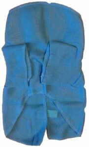 Blue, Pink Soft Fleecy Dog Blanket With Sleeves Snuggle Wrap New
