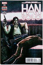 Star Wars Han Solo 2 Marvel Comics Marjorie Liu Mark Brooks