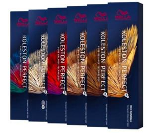 Wella Koleston Perfect Hair Colour 60g Tube Vibrant Reds AUSTRALIAN STOCKIST