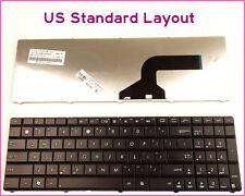 Nouvel ordinateur Portable US Clavier Pour Asus N53JQ N53SV N53SN W90 US Layout Noir