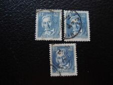 FRANCE - timbre yvert et tellier n° 295 x3 obl (A5) stamp french (R)