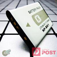 NP-BK1 BK-1 NPBK1 NPBK-1 Battery for SONY Cyber-Shot CyberShot DSCW190 DSCW370