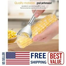 NEW Stainless Steel Kitchen Corn Cob Kernel Peeler Cutter Stripper Removal Tools