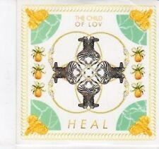 (DH909) The Child of Lov, Heal - DJ CD