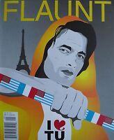 OLIVIER MARTINEZ   2004  FLAUNT Magazine #43  KATHLEEN ROBERTSON  YO LA TENGO