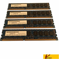 24GB (6 x4GB) Memory DDR3 1333 PC3 10600 ECC for HP Workstation Z400 w 6 sockets