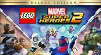 Lego Marvel Superheroes 2 Deluxe Edition | Steam Key | Digital | PC | Worldwide