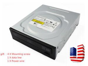 Nuovo LITE-ON 12X SATA Blu-Ray W/3D Lettore DVD Rw Interno Drive