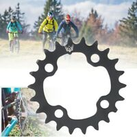 22T/44T Mountain Road Bicycle BCD 104mm Chainring For Shimano 9 Speed Crank BT