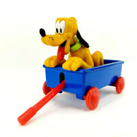 Prototype 1998 Walt Disney Park Disneyland Mini Vehicle Toy Pluto Wagon Die Cast