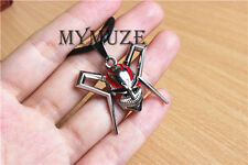 Bleach Ichigo Kurosaki Bankai Ultimate Full Hollow Mask Pendant Necklace Gift