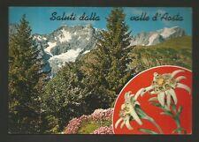 AD8397 Saluti dalla Valle d'Aosta - Vedute