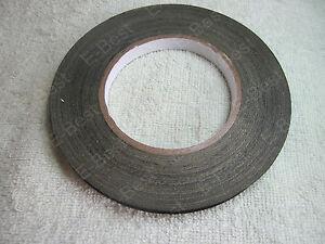 20mm x 30m Black Insulating Acetate Cloth Adhesive Tape PC Electric Phone Repair