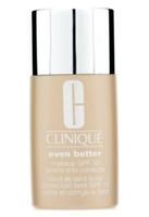 Clinique Even Better Makeup Broad Spectrum SPF 15 WN 56 Cashew 1 Oz 30 mL NIB