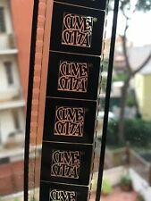 CINECITTA' CODA DI PARTENZA CON SCATOLA  - pellicola 35mm  -