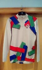 VINTAGE ULTIMA ITALIAN Cycle Jersey - SIZE - 3
