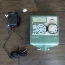 Orbit 4 Station Indoor Easy Dial Sprinkler Timer 57874 Easy 1-2-3 Installation