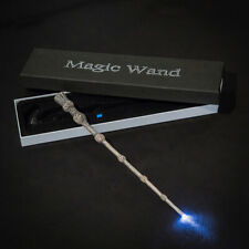 Harry Potter Wand with Light for Albus Dumbledore Design in Box Film Replica Us