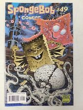 HORROR Issue! SPONGEBOB COMICS # 49  Near Mint / UNREAD Sponge Bob Comic Book