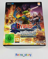 Zelda - Hyrule Warriors Collector Limited Edition for Nintendo Wii U