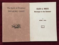 SDA Book Duo: The Spirit of Prophecy Treasure Chest ~ EGW--Messenger to Remnant