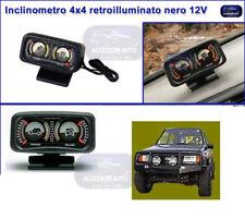 Inclinometro 4x4 fuoristrada Suzuki Vitara dal 1989 al 1998 illuminato