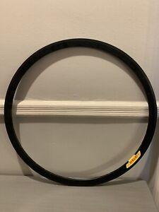 Velocity Deep V Rim Black 36 Hole - Bike Components/Parts