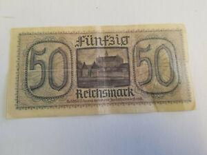 Inglourious Basterds (2009) Prop German money