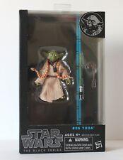Hasbro Actionfigur Star Wars The Black Series 06 Yoda A4301 NEU