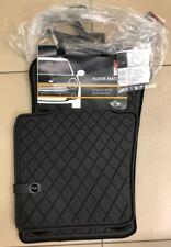 Original MINI Fußmatten Allwetter in Black MINI F55, F56, F57 Cabrio 51472354155