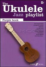 The Ukulele Jazz Playlist Purple Book Book 31 Chord Songbook SAME DAY DISPATCH