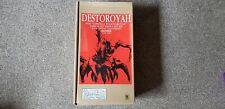 Kaiyodo Destroyah (crab) kit  20cm Resin model kit  Complete In Box (1995)