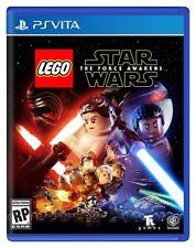 Lego Star Wars The Force Awakens (nintendo 3ds) PAL